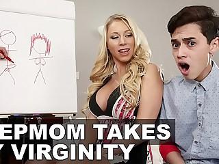 Crooked FAMILY - Stepmom Katie Morgan Takes Juan El Caballo Loco's Singleness