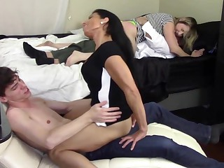 Pretence MOM GRINDS SON'_S DICK For ages c in depth Pretence Daughter GRINDS Pretence DADDY'_S DICK (FAMILY TABOO)