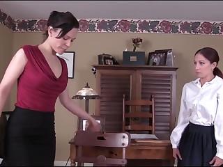 Brittney and Audrey