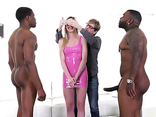 BBC And Anal For Anniversary - Anny Aurora At Cuckold Sessions