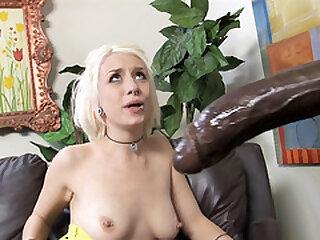Tera Knightley Convinces Proxy Paige To Fuck A Big Black Cock